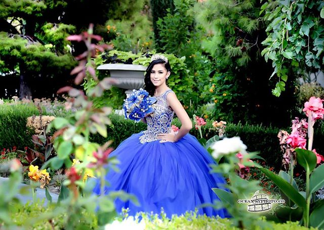 14f9603638a Our quince girl looks amazing on one of our popular Mary s Quinceanera style  4Q496