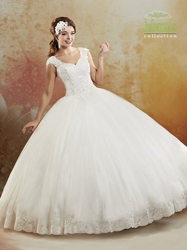 Color Bridal Ball Gowns - Style - 2B790
