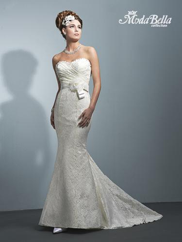 Color Bridal Dresses - Style - 3Y289