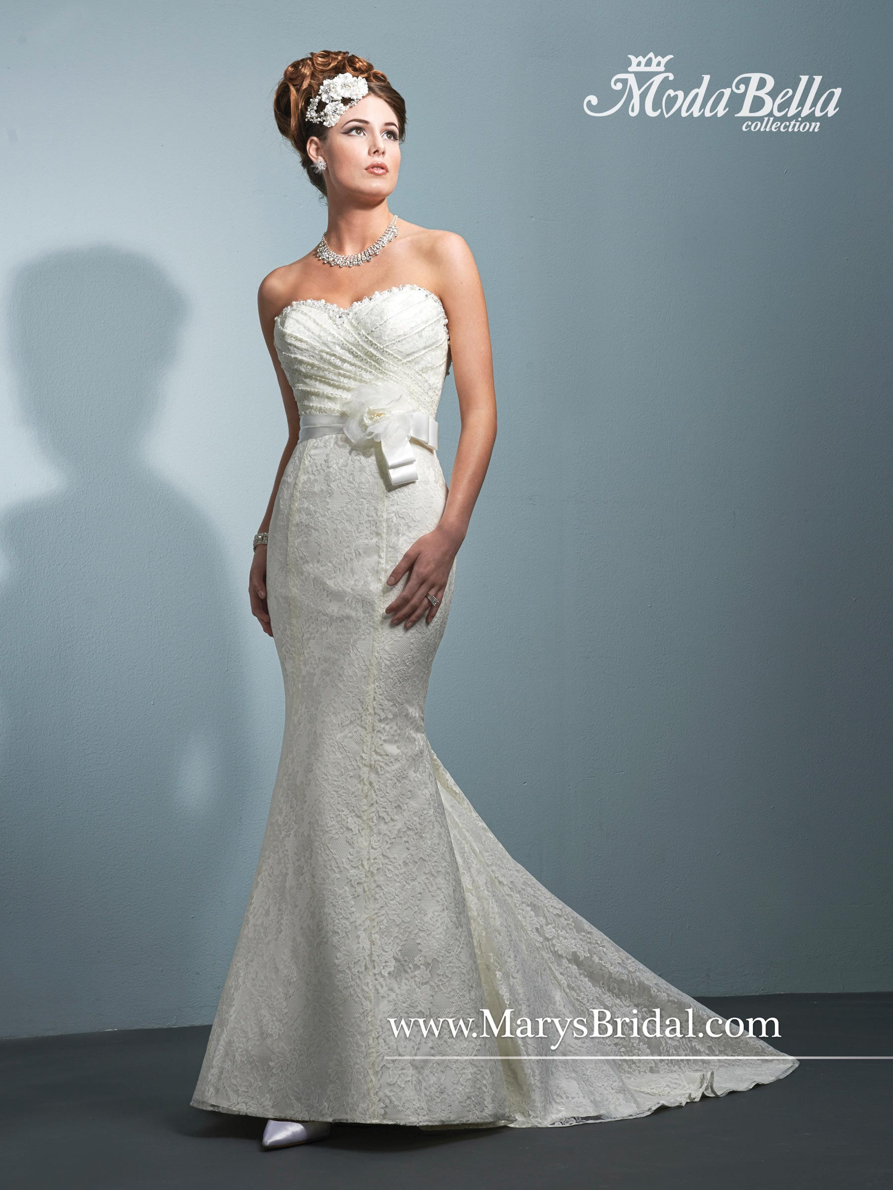 Bridal Dresses | Style - 3Y289 in Color