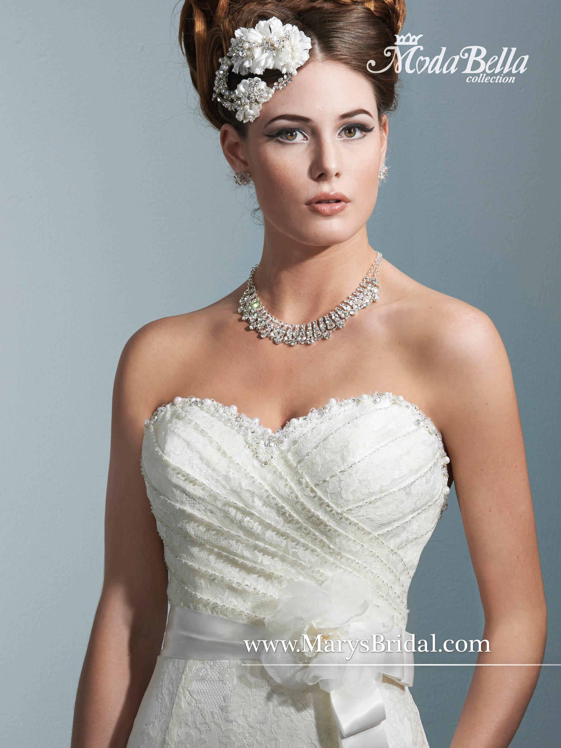Bridal Dresses | Moda Bella | Style - 3Y289
