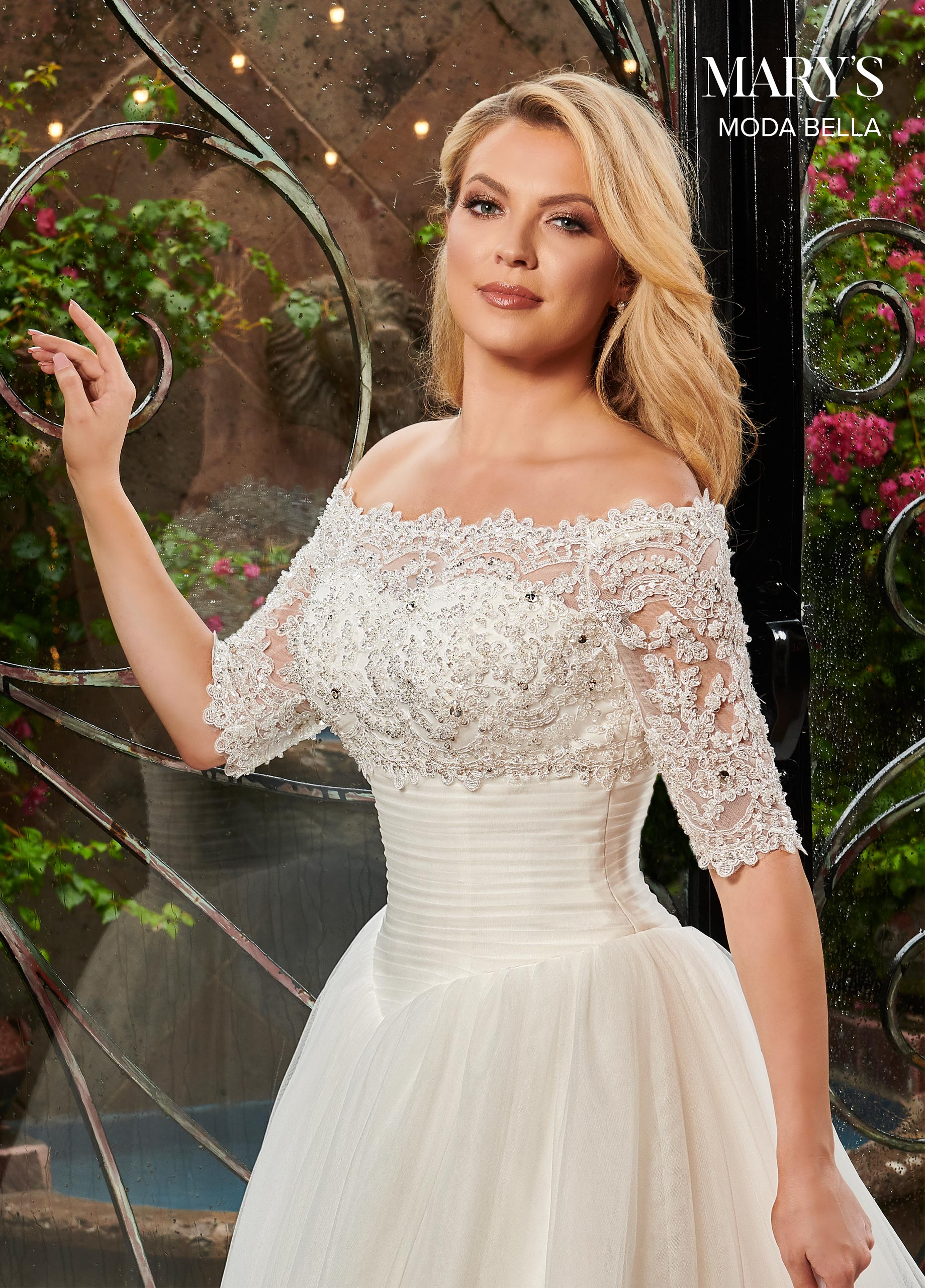 Bridal Dresses | Moda Bella | Style - 3Y294