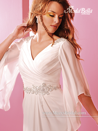 Bridal Dresses | Moda Bella | Style - 3Y337