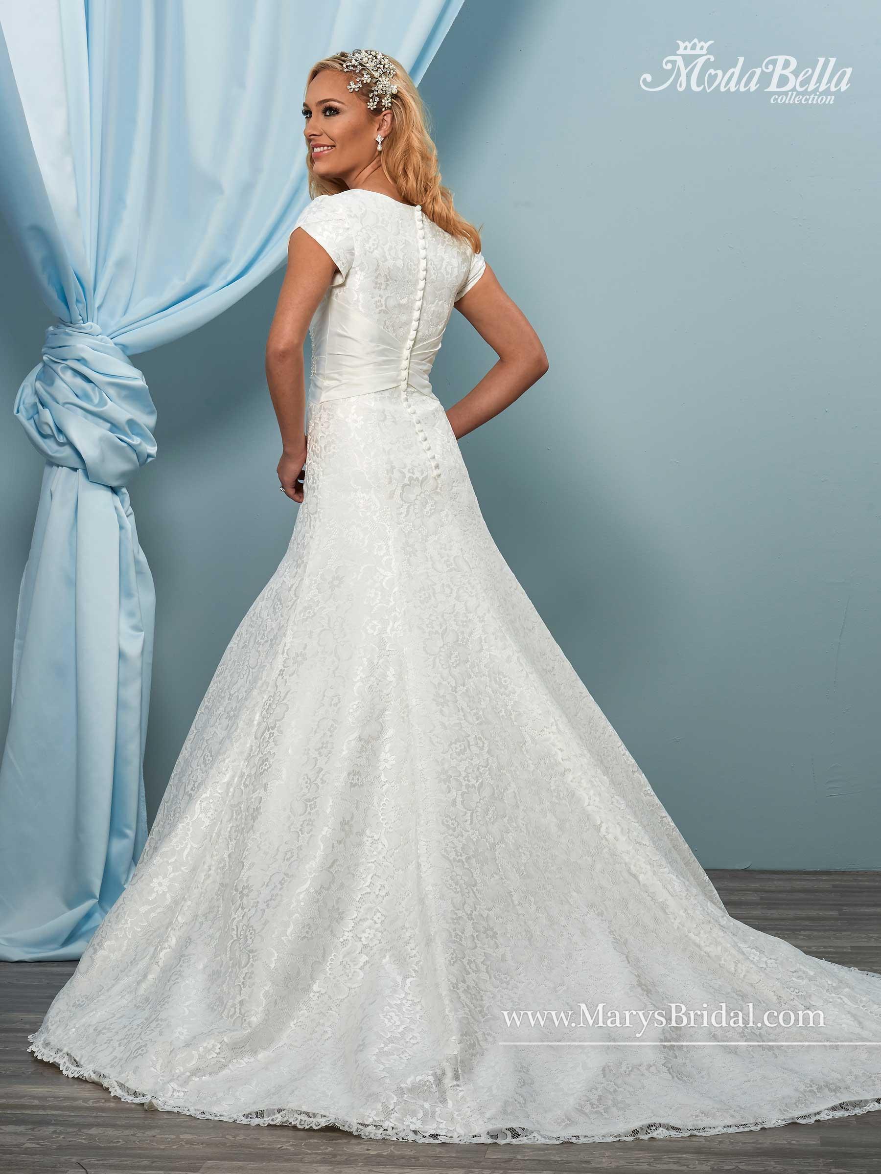 Bridal Dresses | Moda Bella | Style - 3Y622