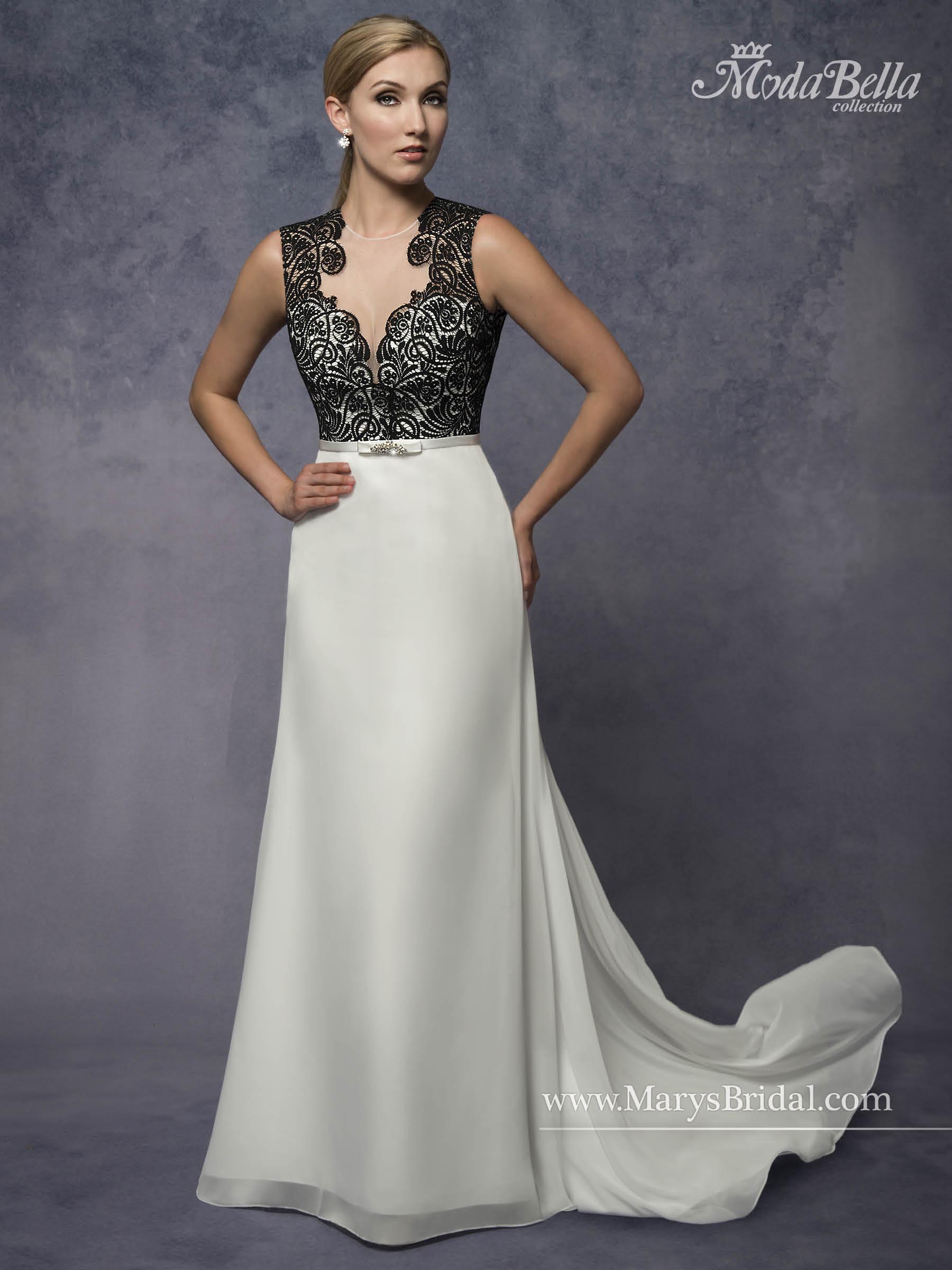 Bridal Dresses | Moda Bella | Style - 3Y690