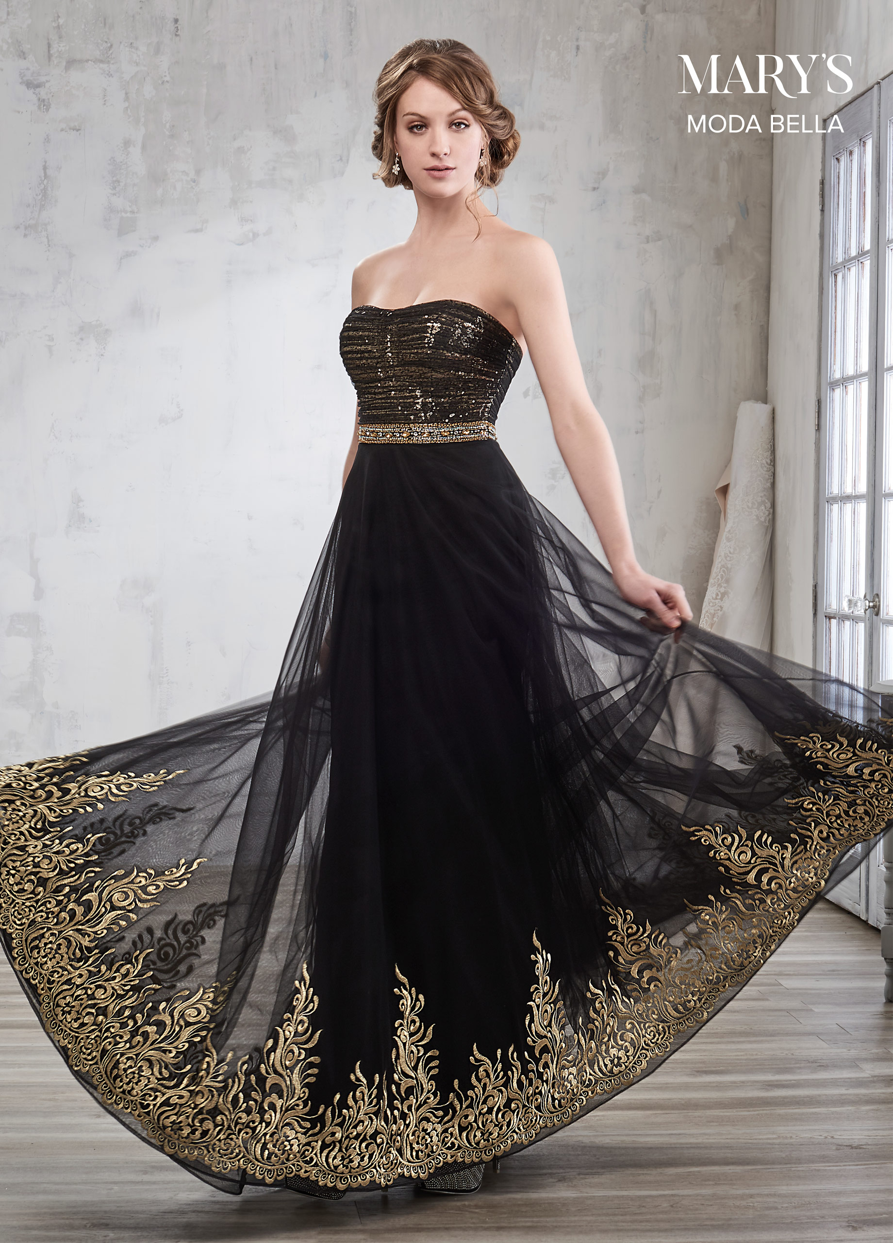 Bridal Dresses | Moda Bella | Style - 3Y701