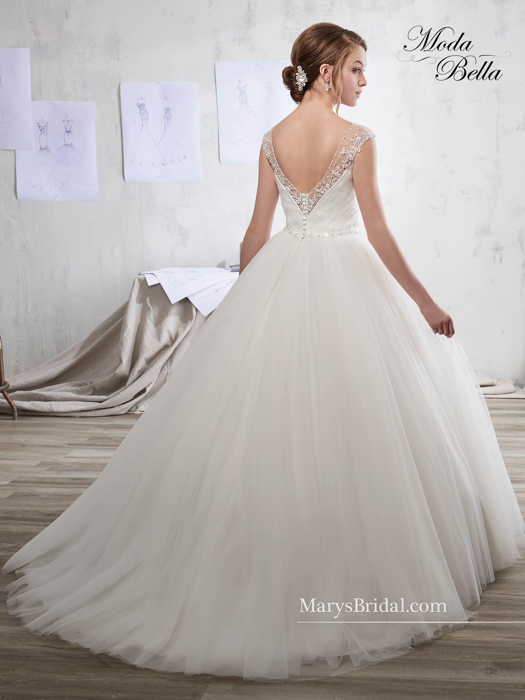 Bridal Dresses | Moda Bella | Style - 3Y707