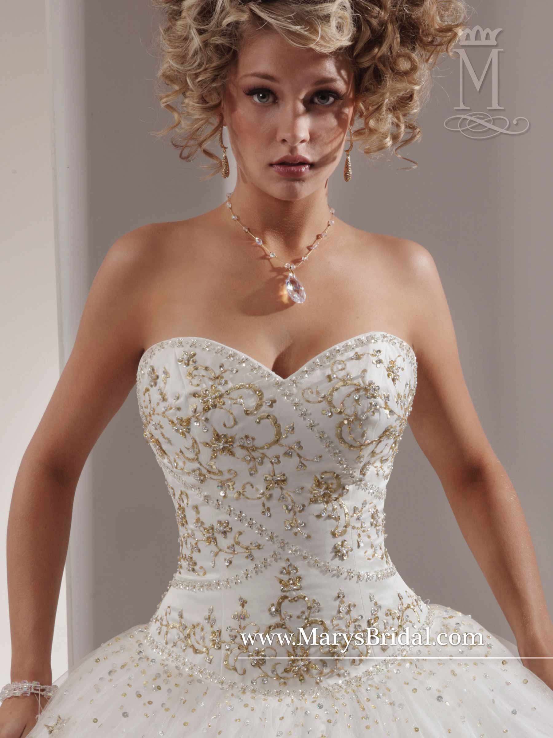 Marys Quinceanera Dresses | Style - 4015 in Black/Gold, Red/Gold ...