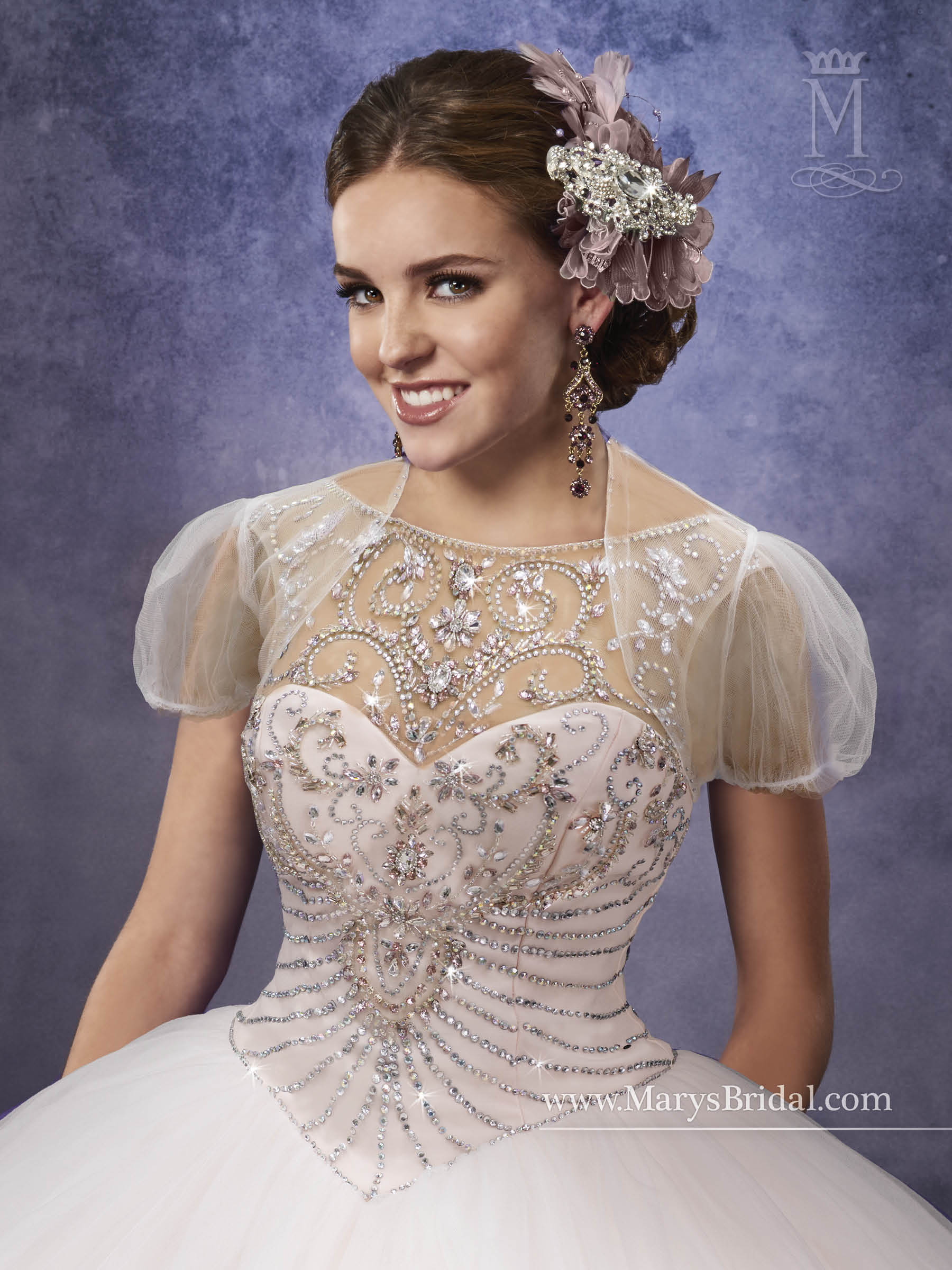 Marys Quinceanera Dresses | Mary's Quinceanera | Style - 4769