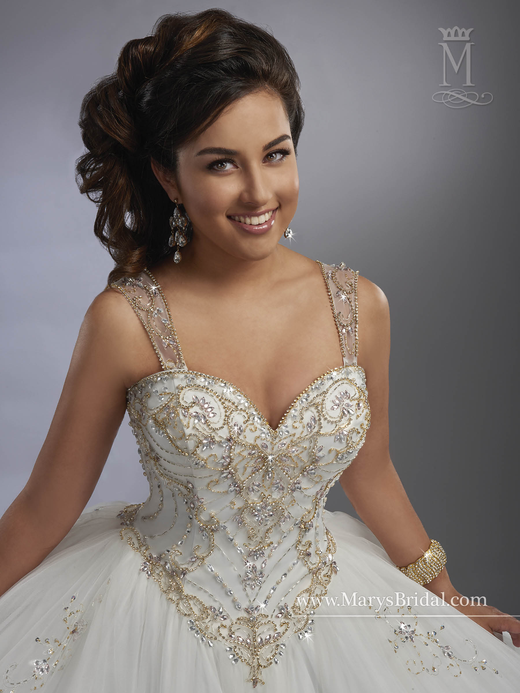 Marys Quinceanera Dresses | Mary's Quinceanera | Style - 4779