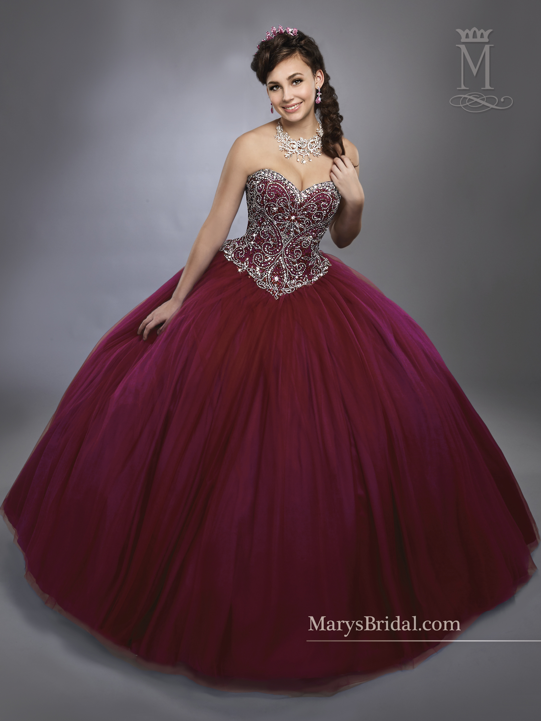Marys Quinceanera Dresses | Mary's Quinceanera | Style - 4781