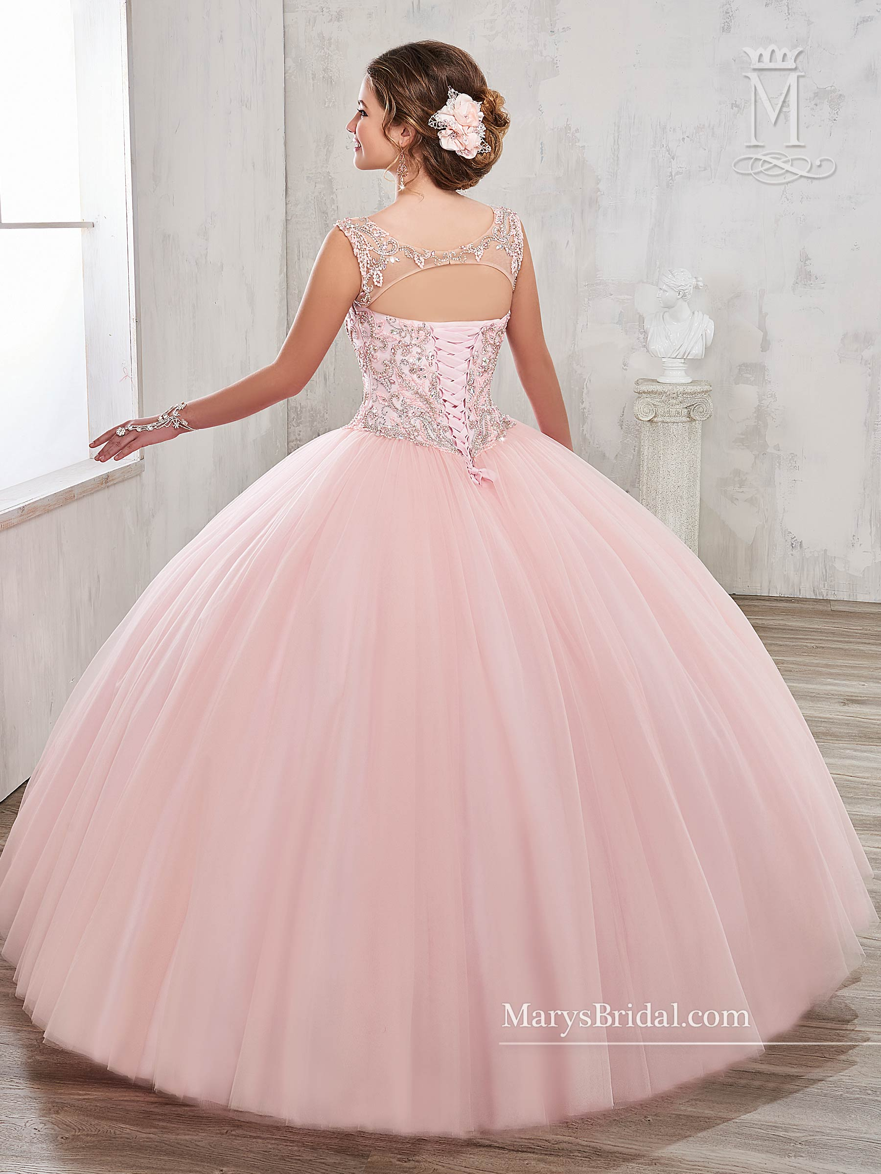 Marys Quinceanera Dresses | Mary's Quinceanera | Style - 4802