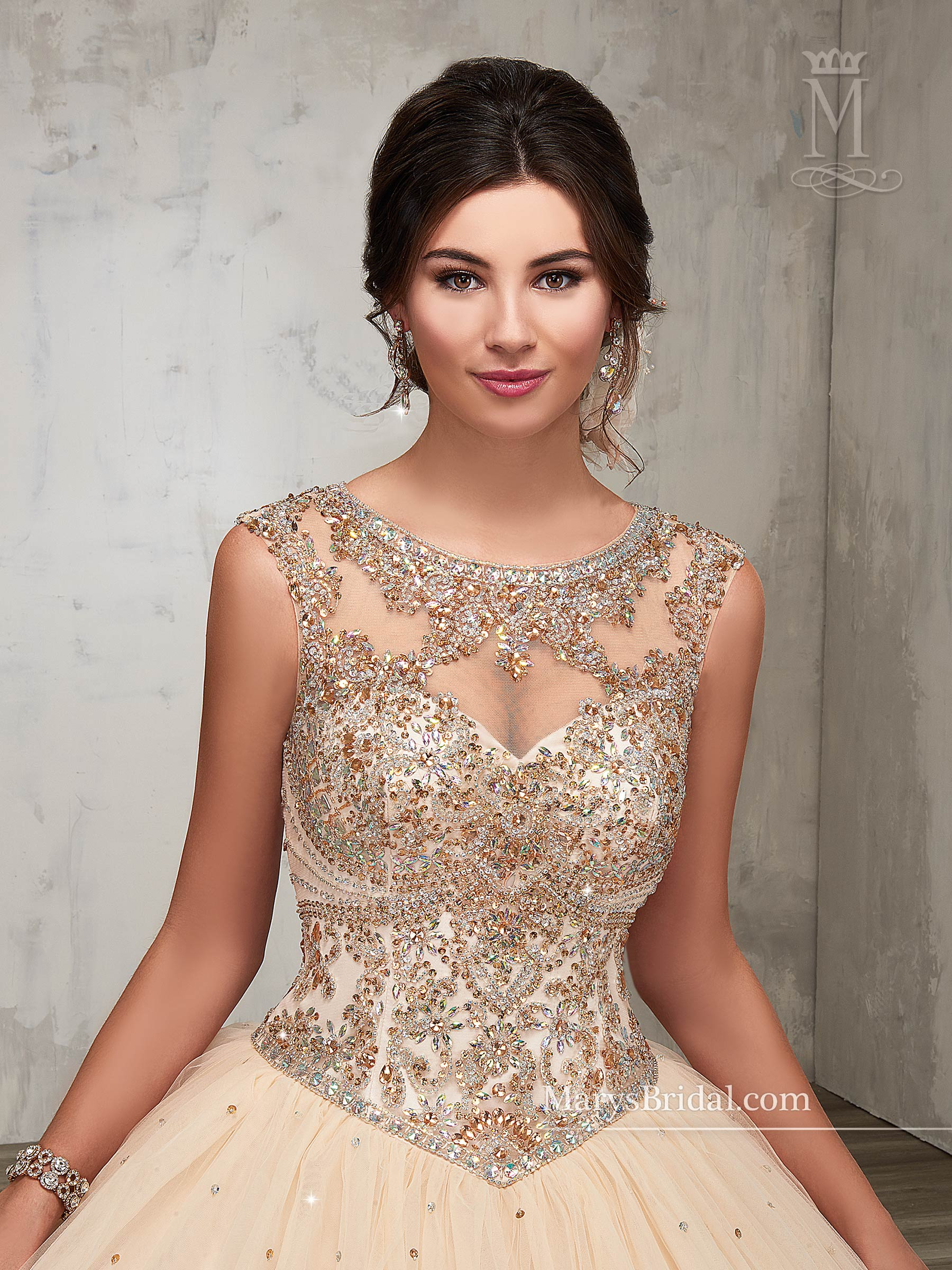 Marys Quinceanera Dresses | Mary's Quinceanera | Style - 4804