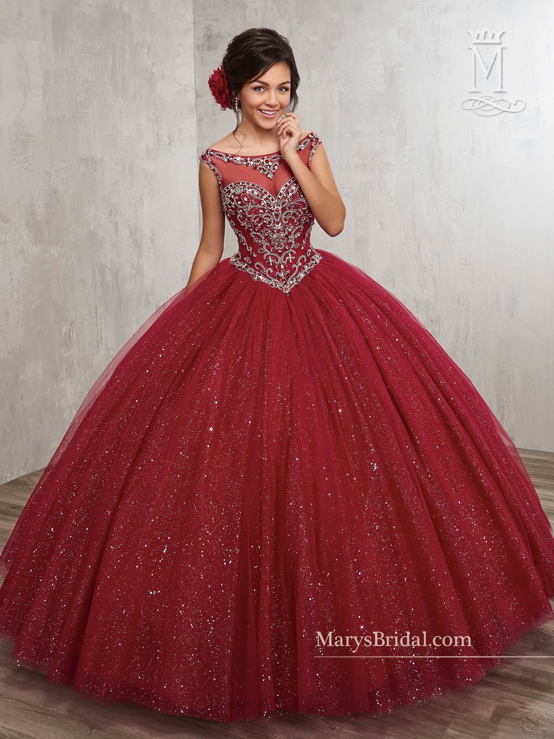 Marys Quinceanera Dresses | Mary's Quinceanera | Style - 4805