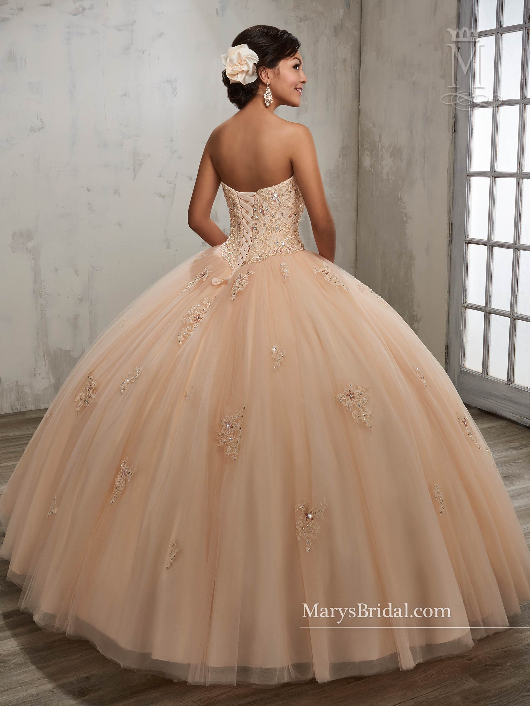 Marys Quinceanera Dresses | Mary's Quinceanera | Style - 4808