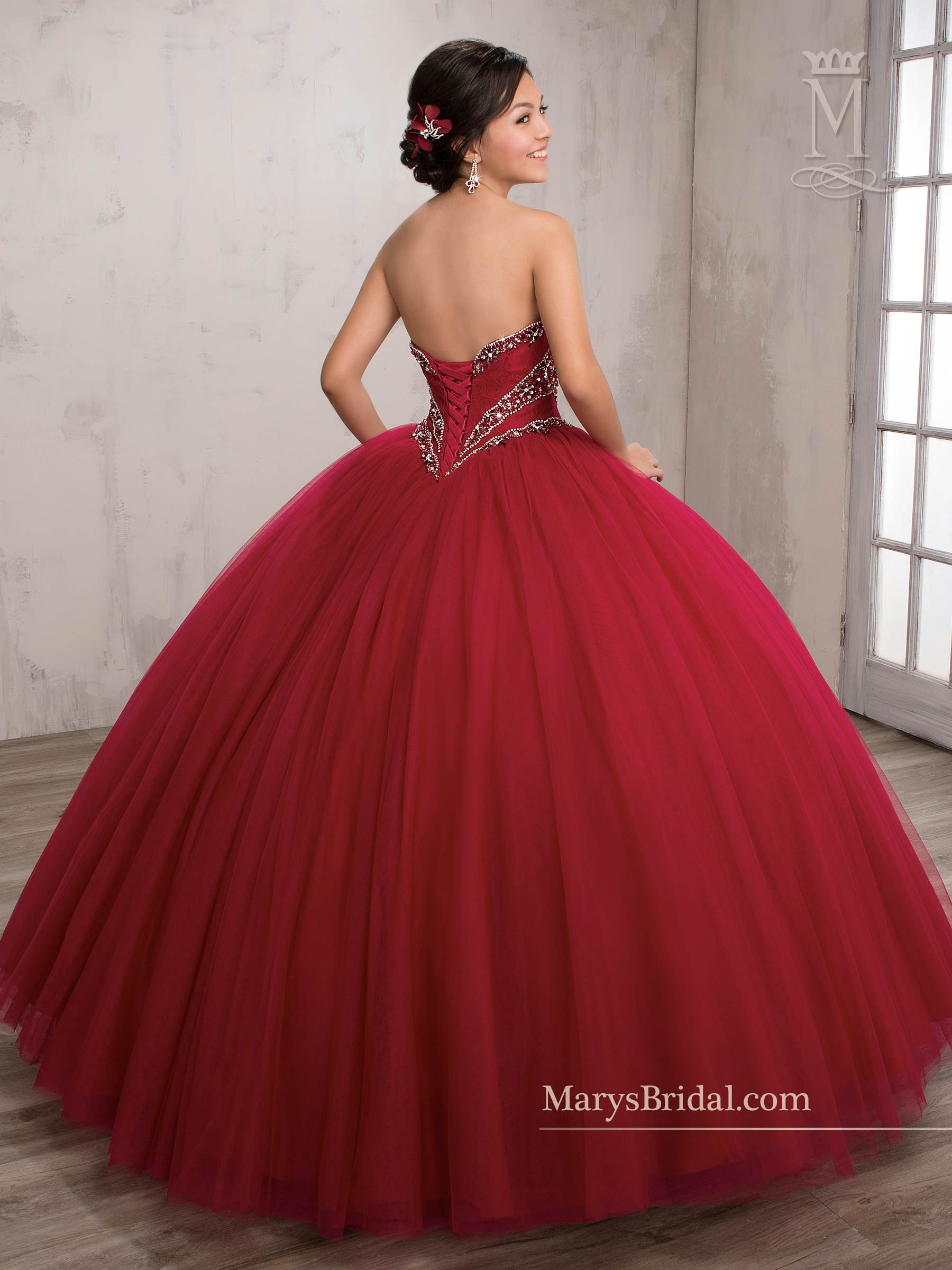 Marys Quinceanera Dresses | Mary's Quinceanera | Style - 4809