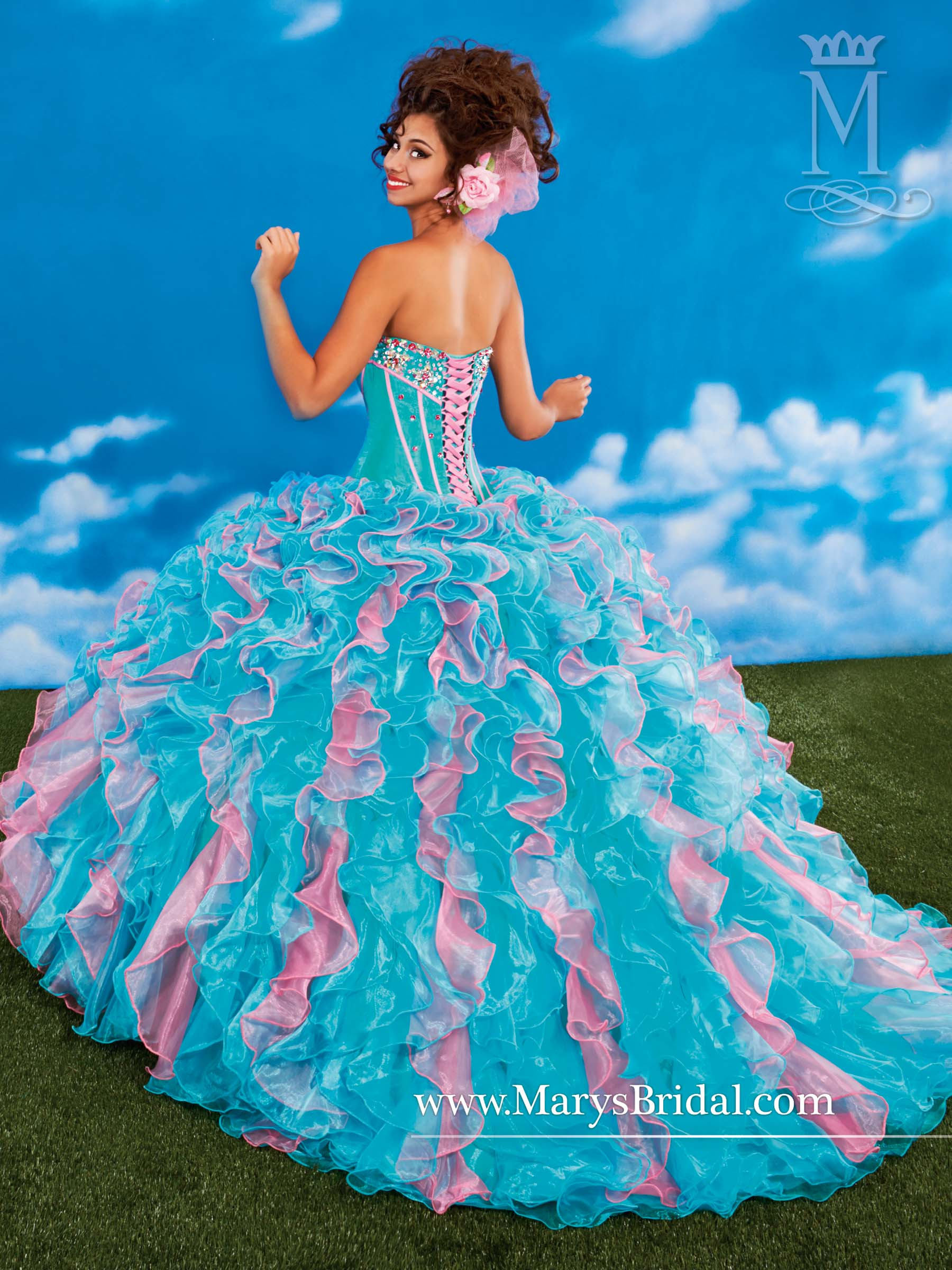 Marys Quinceanera Dresses | Mary's Quinceanera | Style - 4Q335