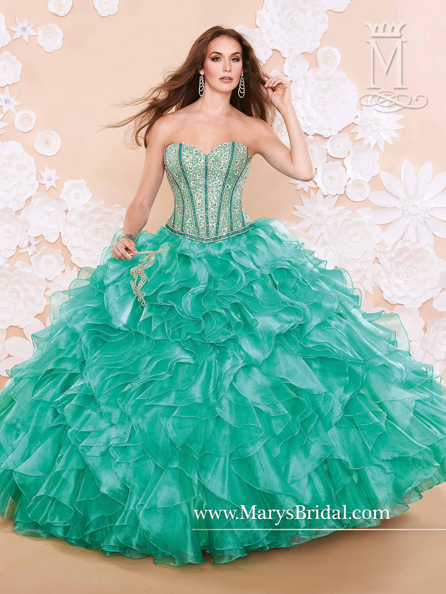 Marys Quinceanera Dresses | Mary's Quinceanera | Style - 4Q377