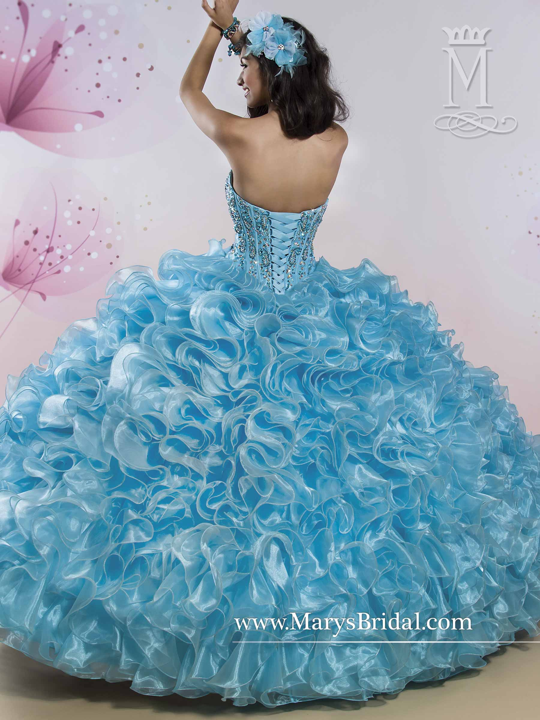 Marys Quinceanera Dresses | Mary's Quinceanera | Style - 4Q417