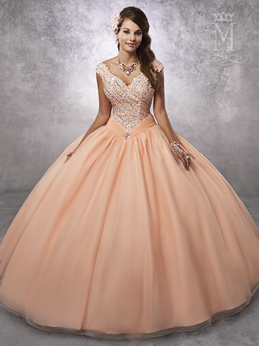 Color Marys Quinceanera Dresses - Style - 4Q479