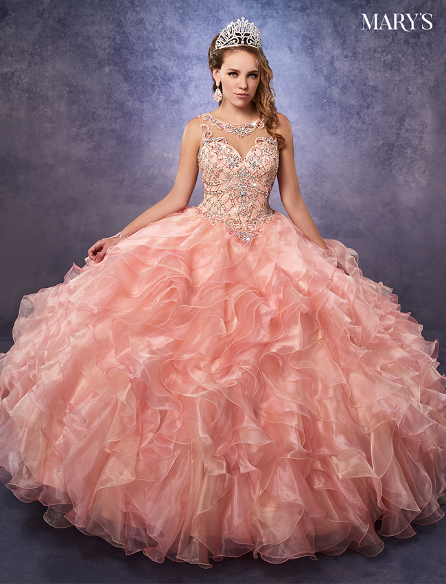 Color Marys Quinceanera Dresses - Style - 4Q483
