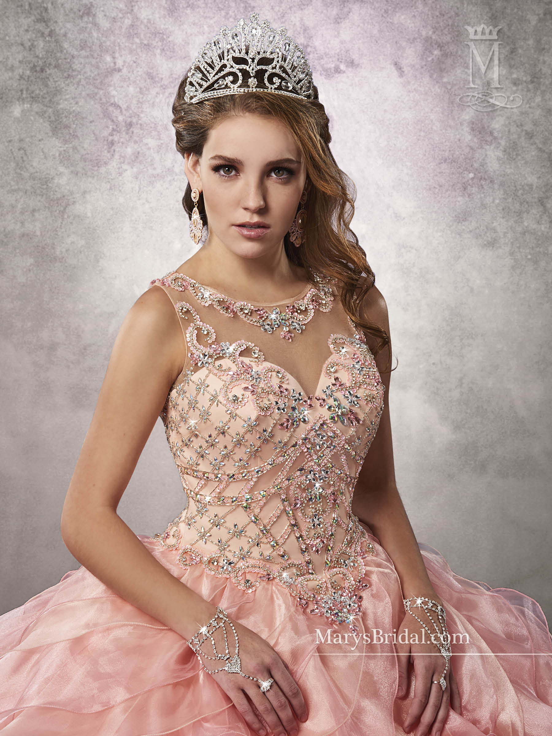 Marys Quinceanera Dresses | Mary's Quinceanera | Style - 4Q483