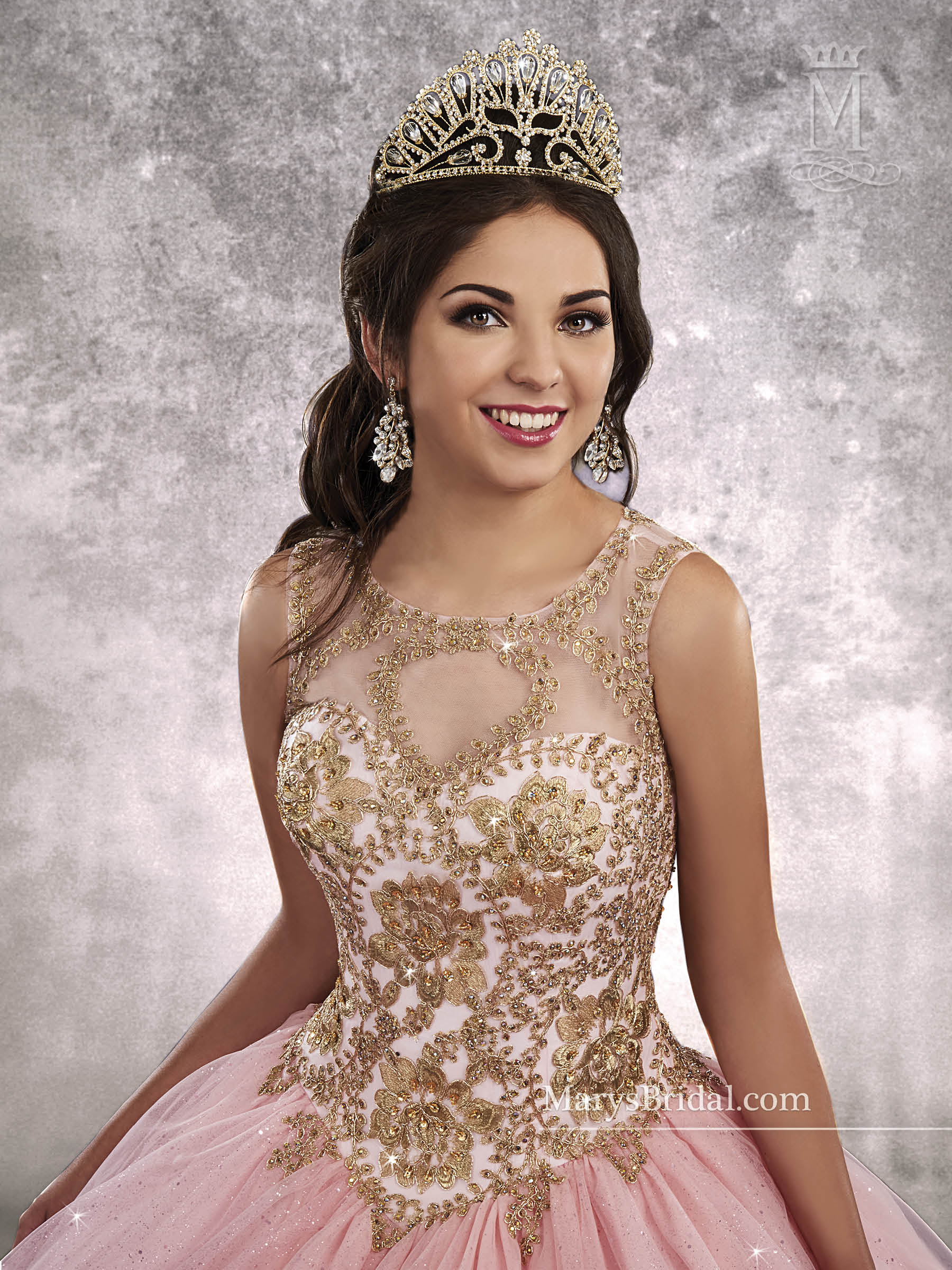 Marys Quinceanera Dresses | Mary's Quinceanera | Style - 4Q496