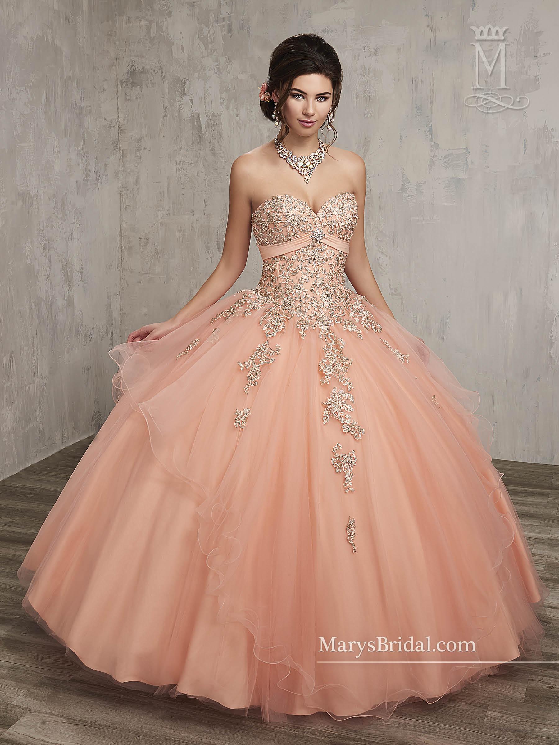 0d21da51338 Marys Quinceanera Dresses