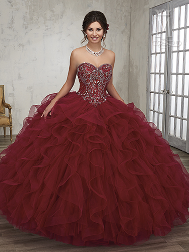 Color Marys Quinceanera Dresses - Style - 4Q506