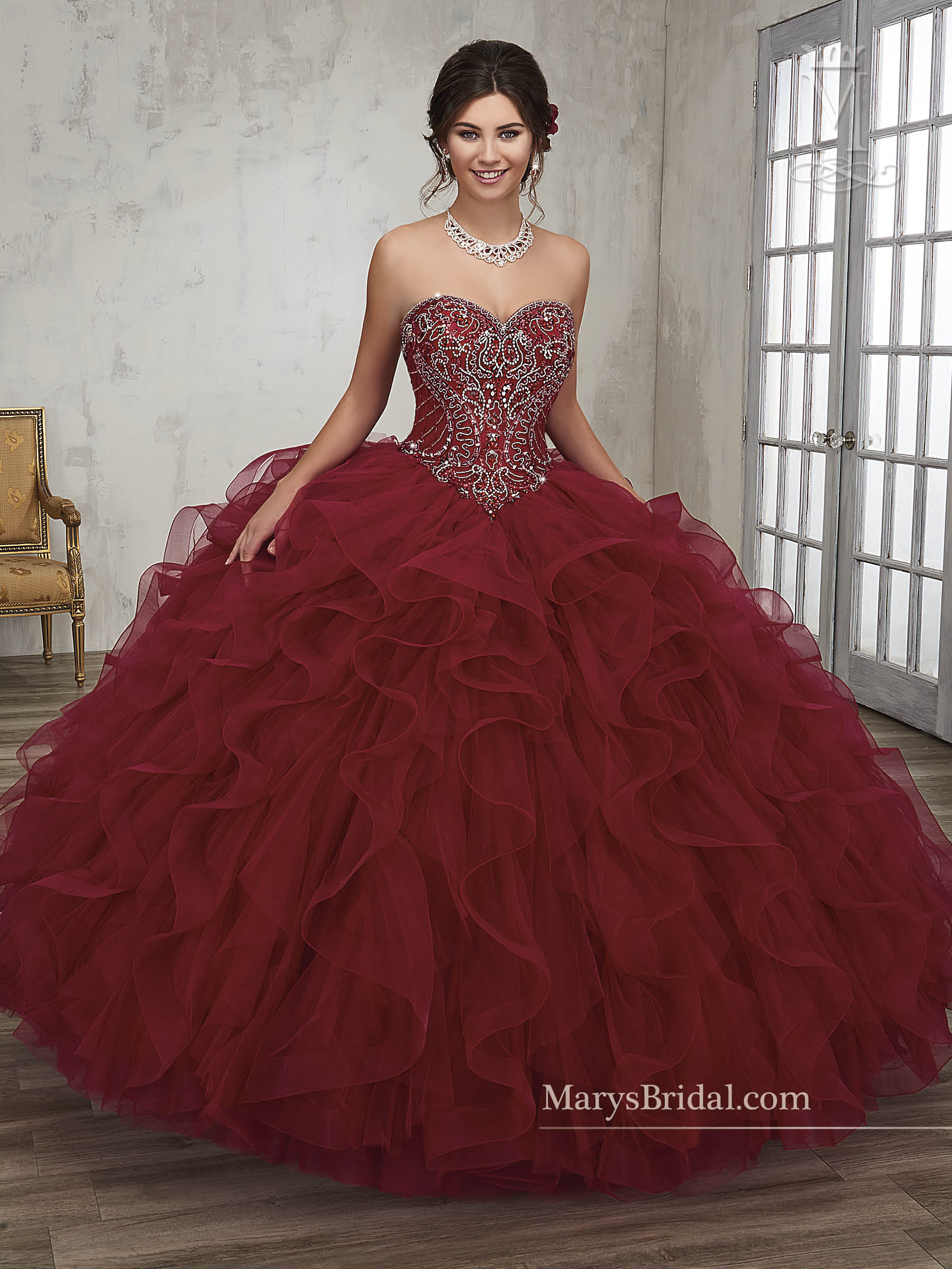 Marys Quinceanera Dresses | Mary's Quinceanera | Style - 4Q506