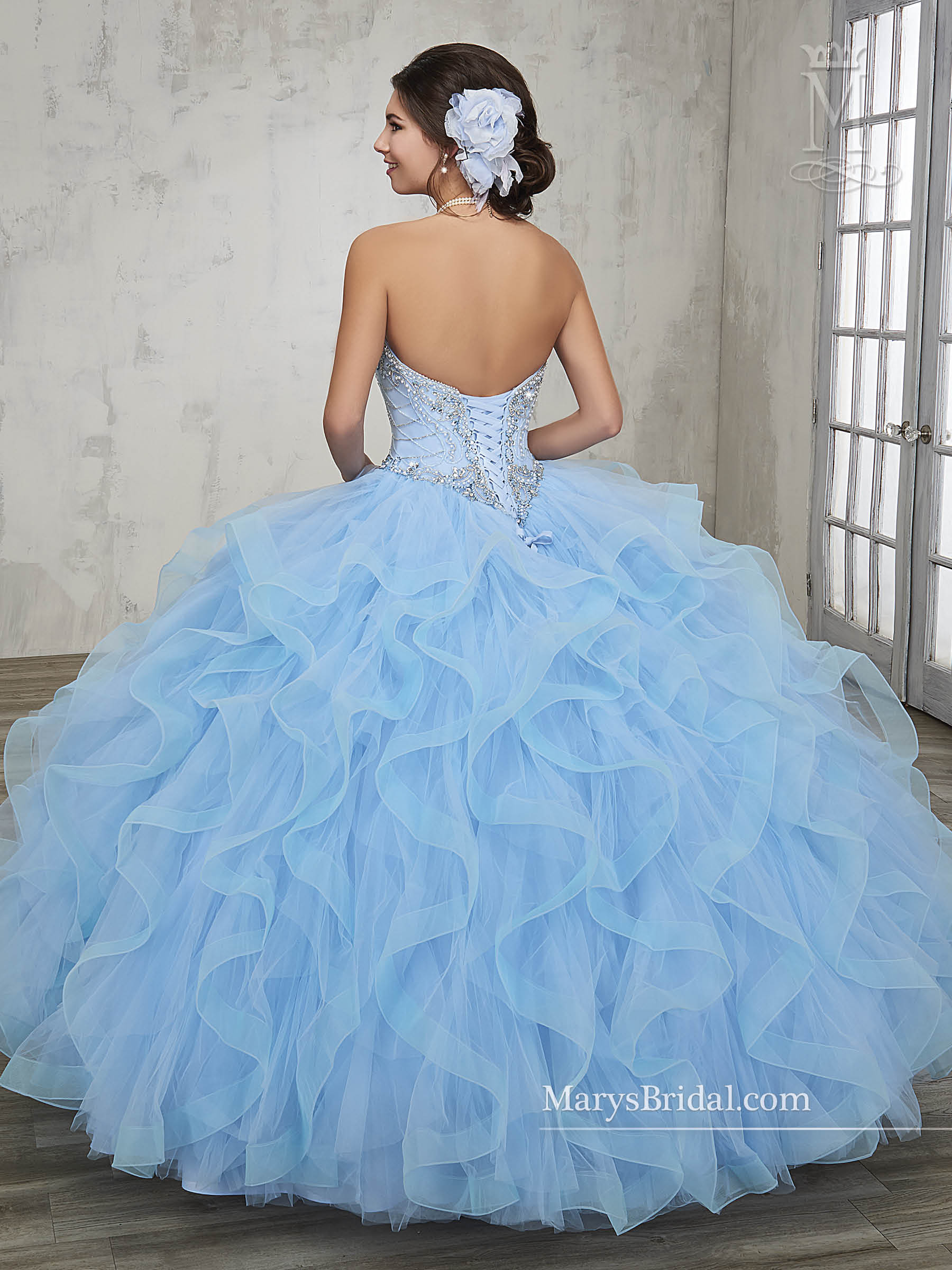 Marys Quinceanera Dresses   Mary's Quinceanera   Style - 4Q506