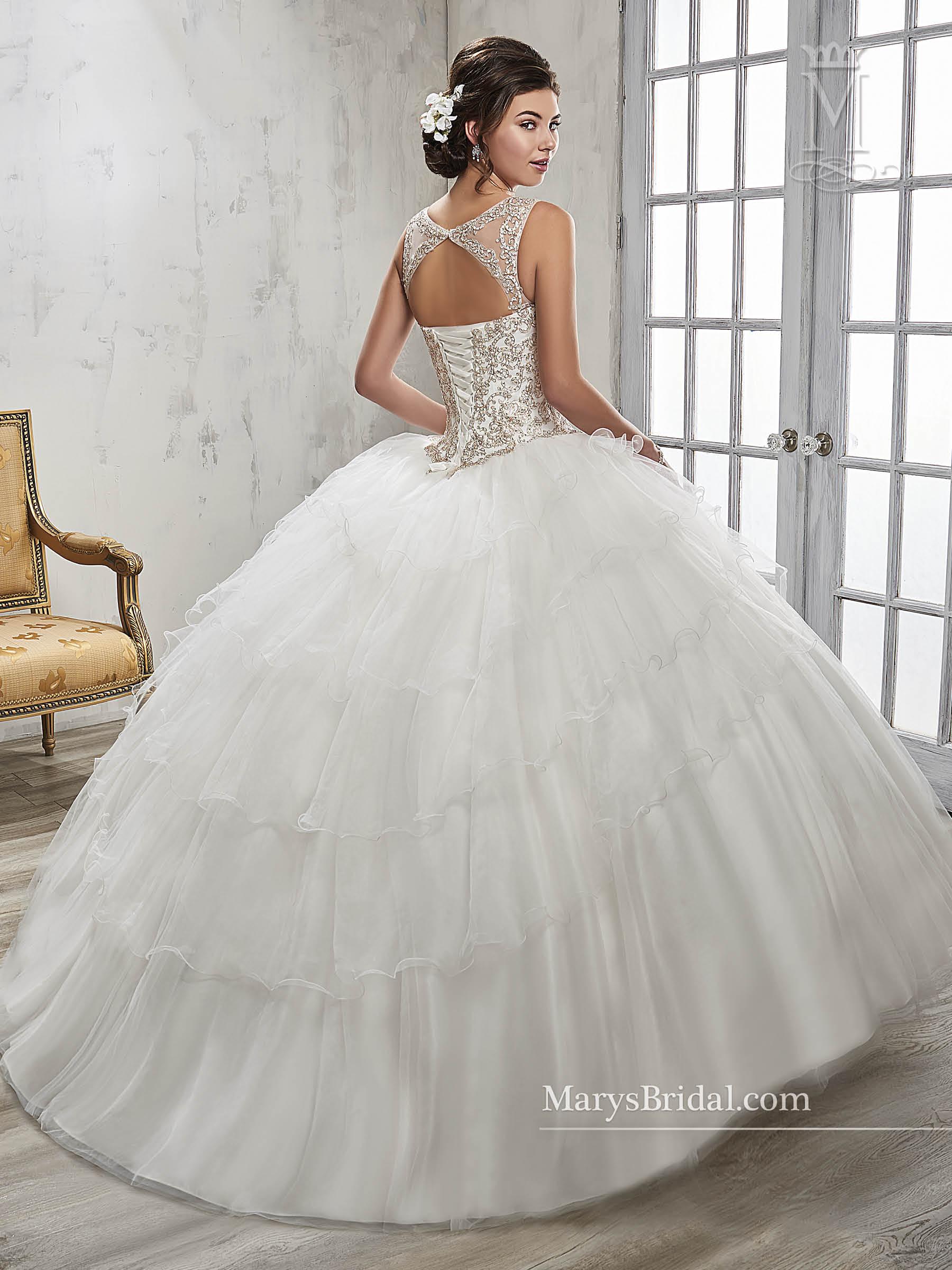 Lareina Quinceanera Dresses | La Reina | Style - 4Q510