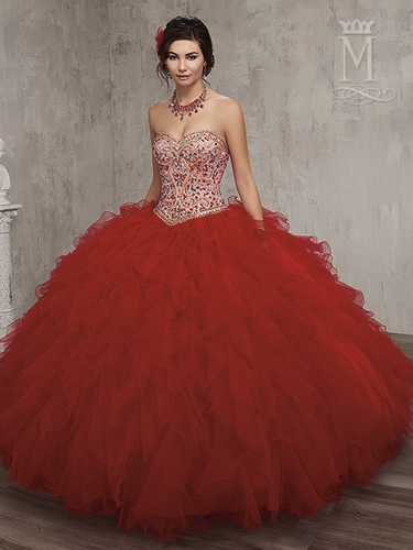 Color Marys Quinceanera Dresses - Style - 4Q514