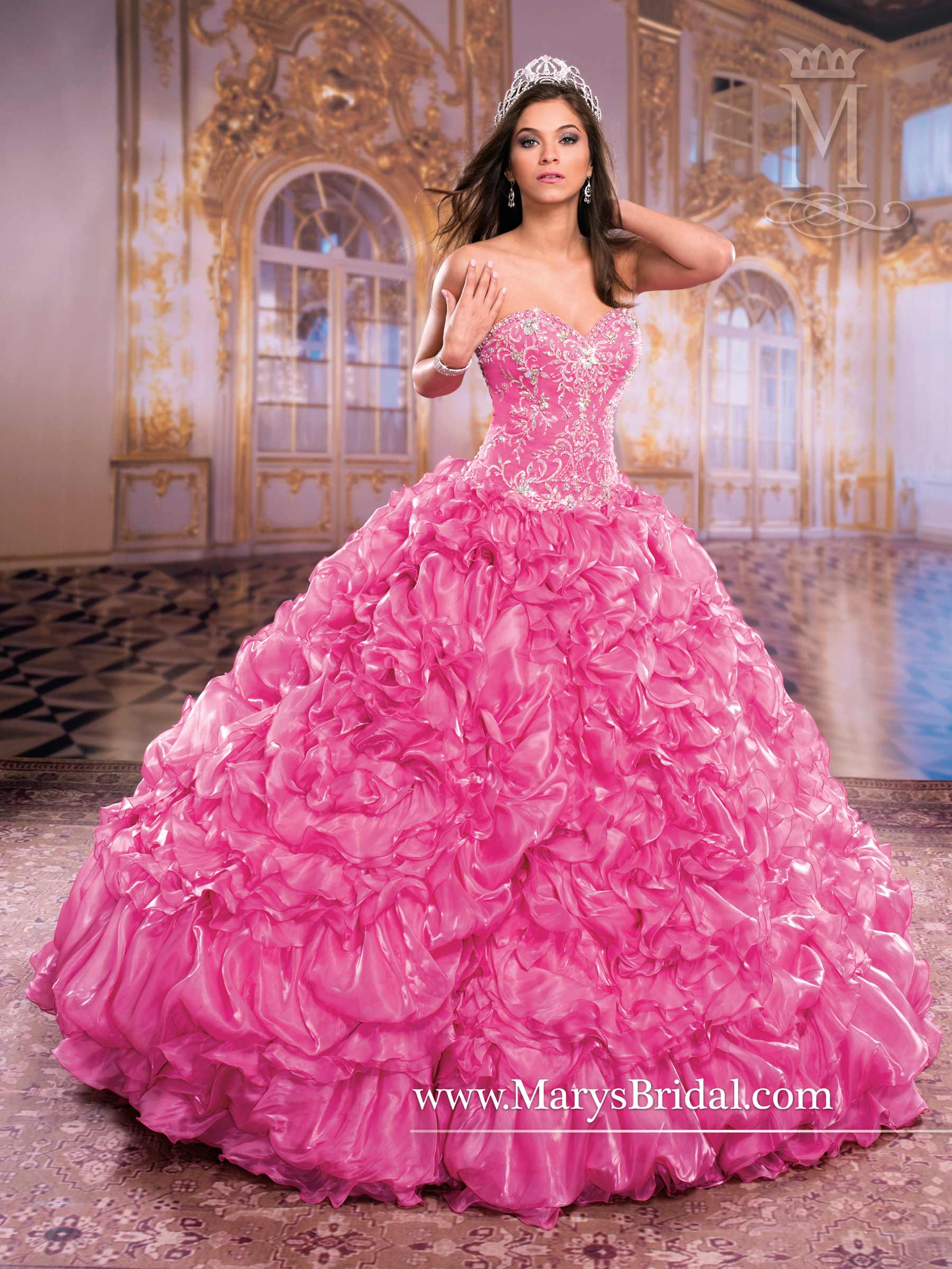 8d8fc92456e Marys Quinceanera Dresses