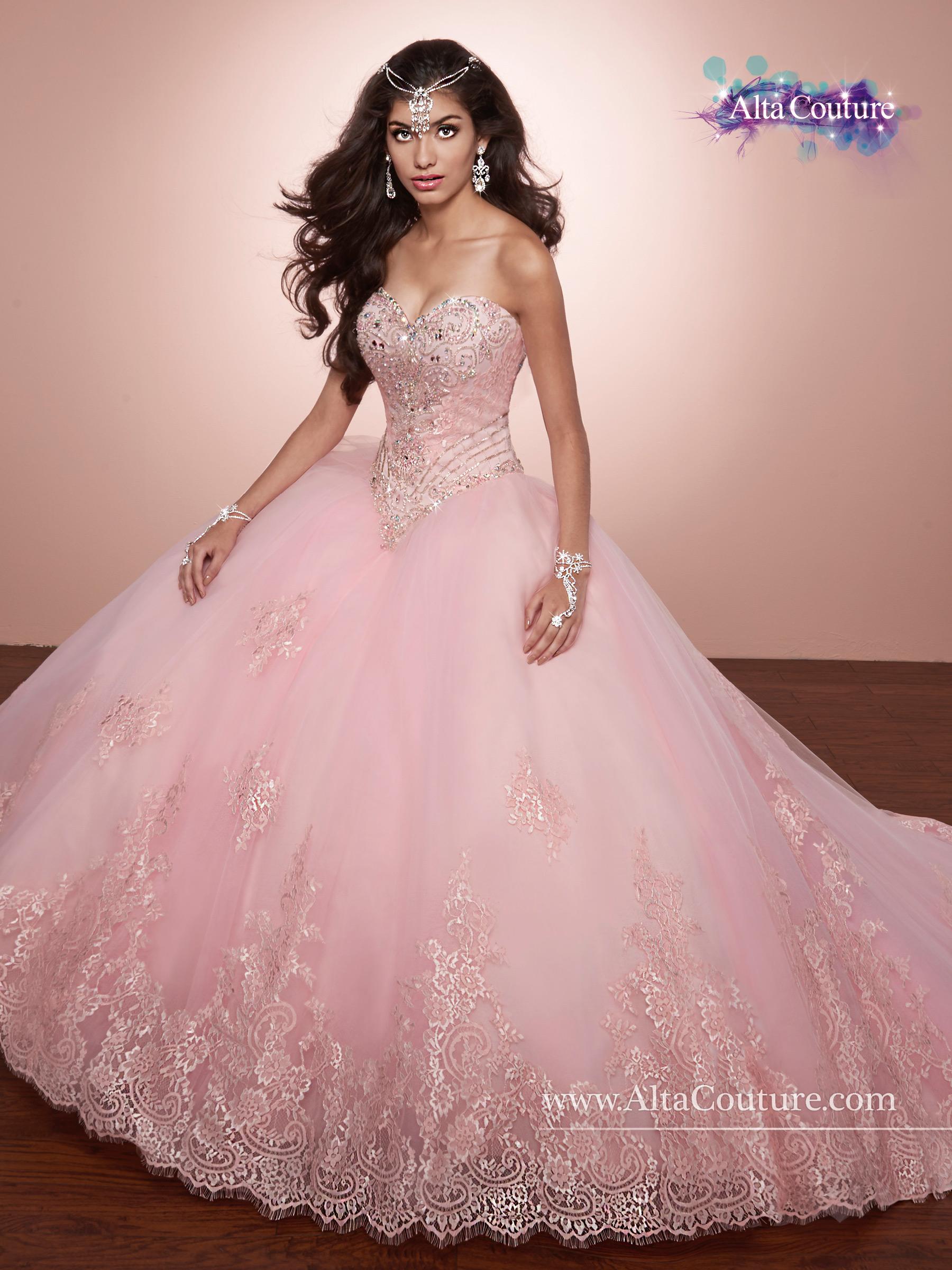 62abe87e078 Quinceanera Couture Dresses