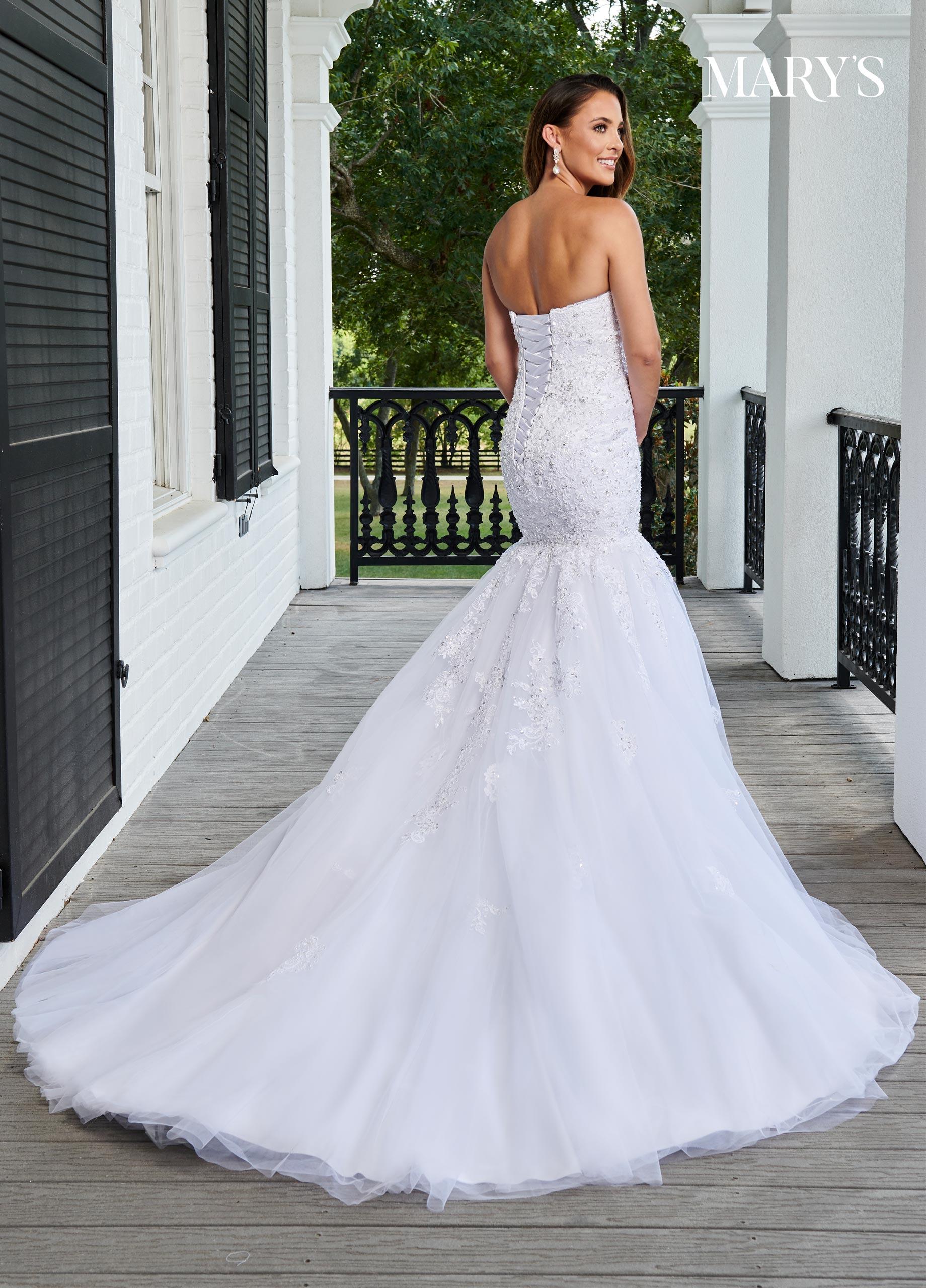 Bridal Wedding Dresses | Mary's | Style - 6207