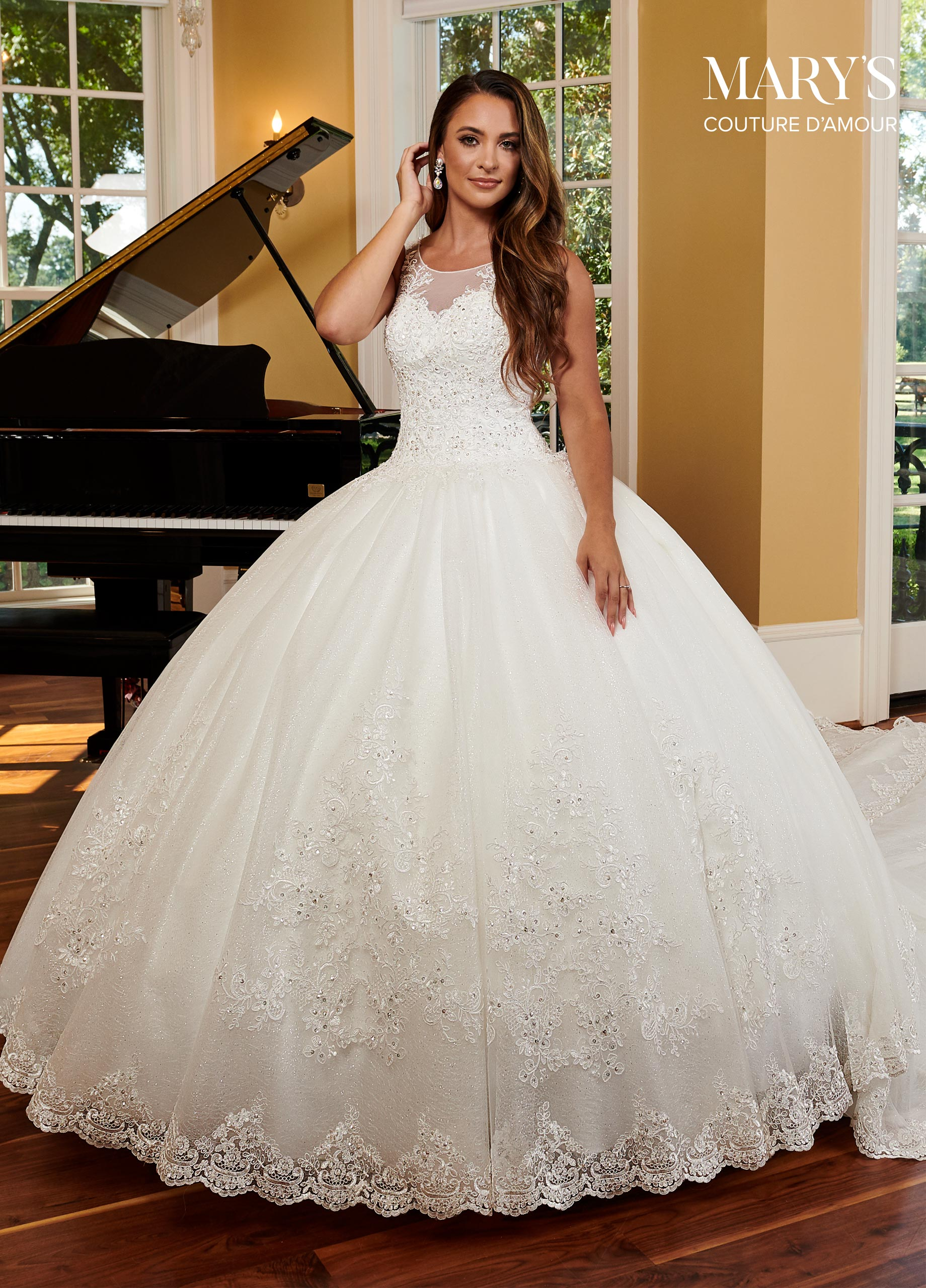 Wedding Dresses, Bridal Gowns & Formal Dresses | Mary\'s Bridal
