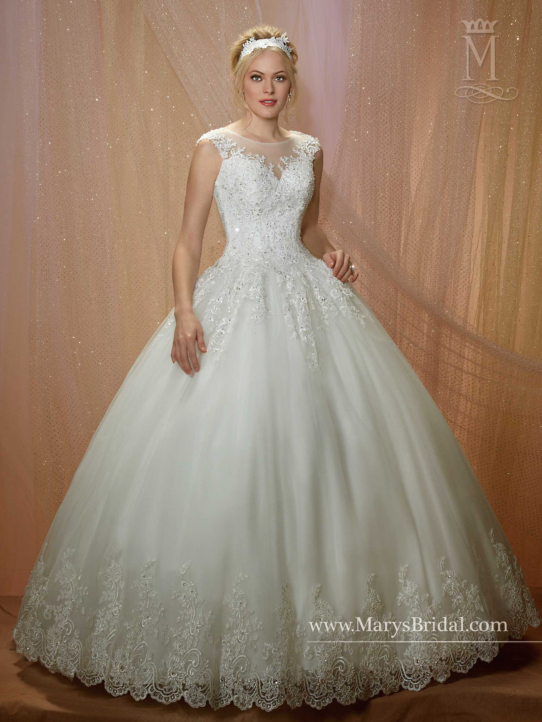 Couture Damour Bridal Dresses Style 6454 In Ivory Or