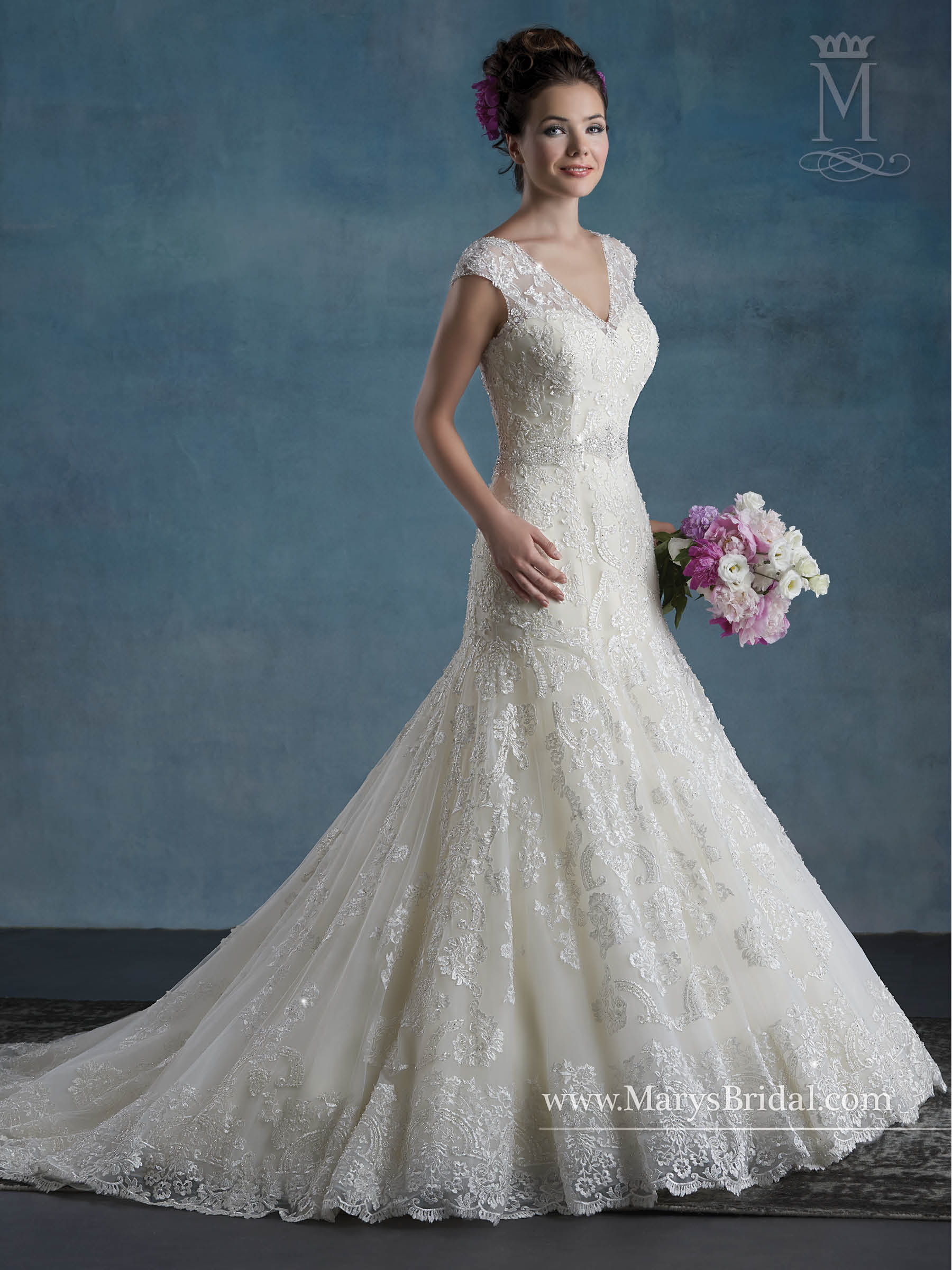 Couture Damour Bridal Dresses Style 6546 In Vanilla Or