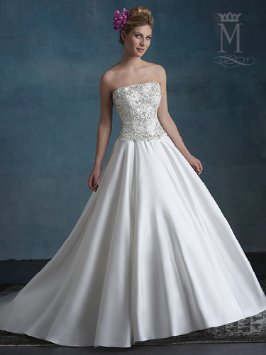 Color Bridal Wedding Dresses - Style - 6555