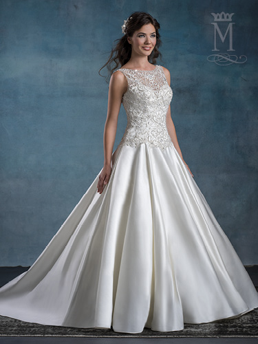 Color Bridal Wedding Dresses - Style - 6556