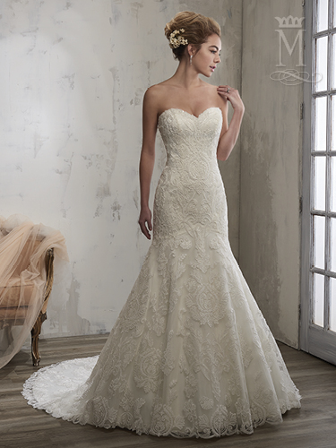 Color Bridal Wedding Dresses - Style - 6586