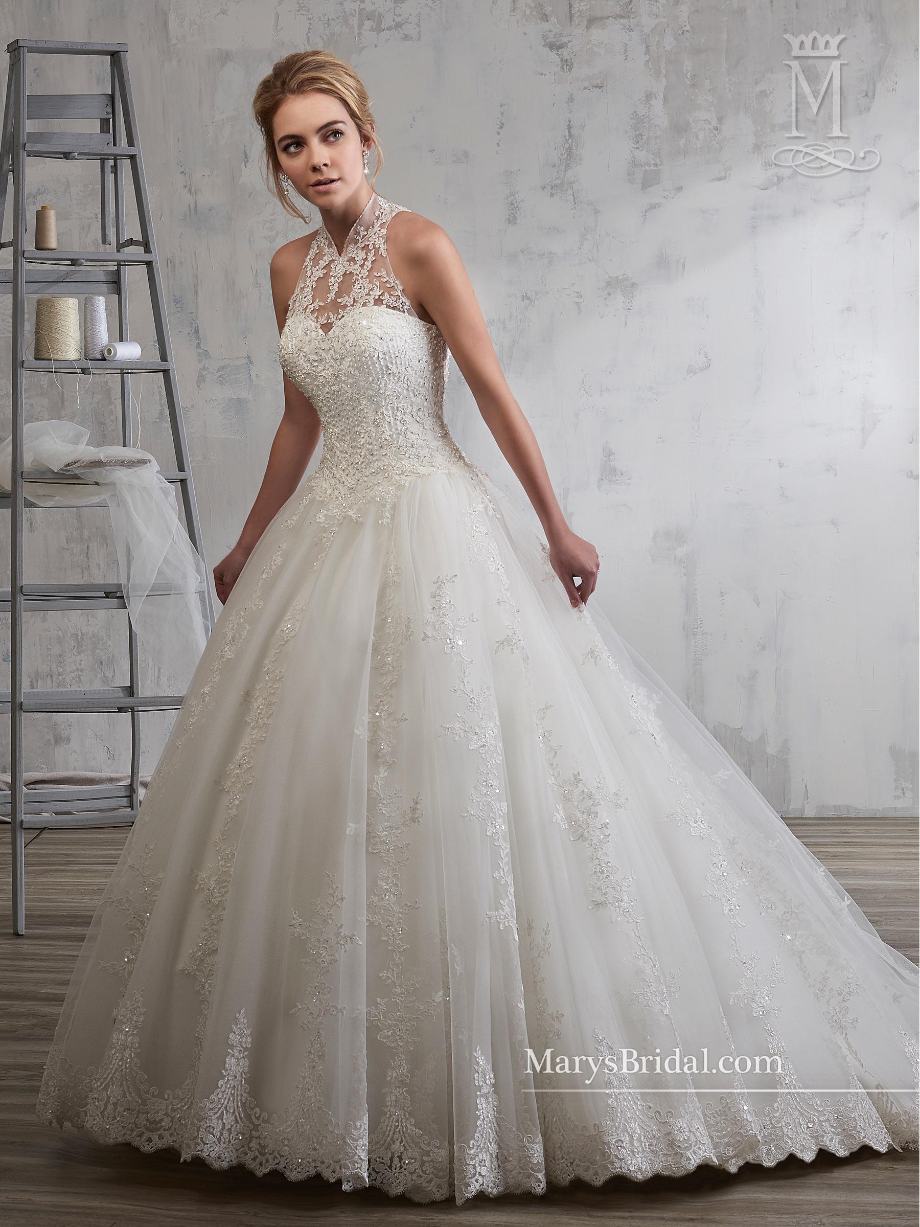 Bridal Wedding Dresses | Mary's | Style - 6591