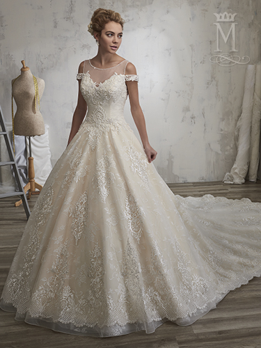 Color Couture Damour Bridal Dresses - Style - 6597