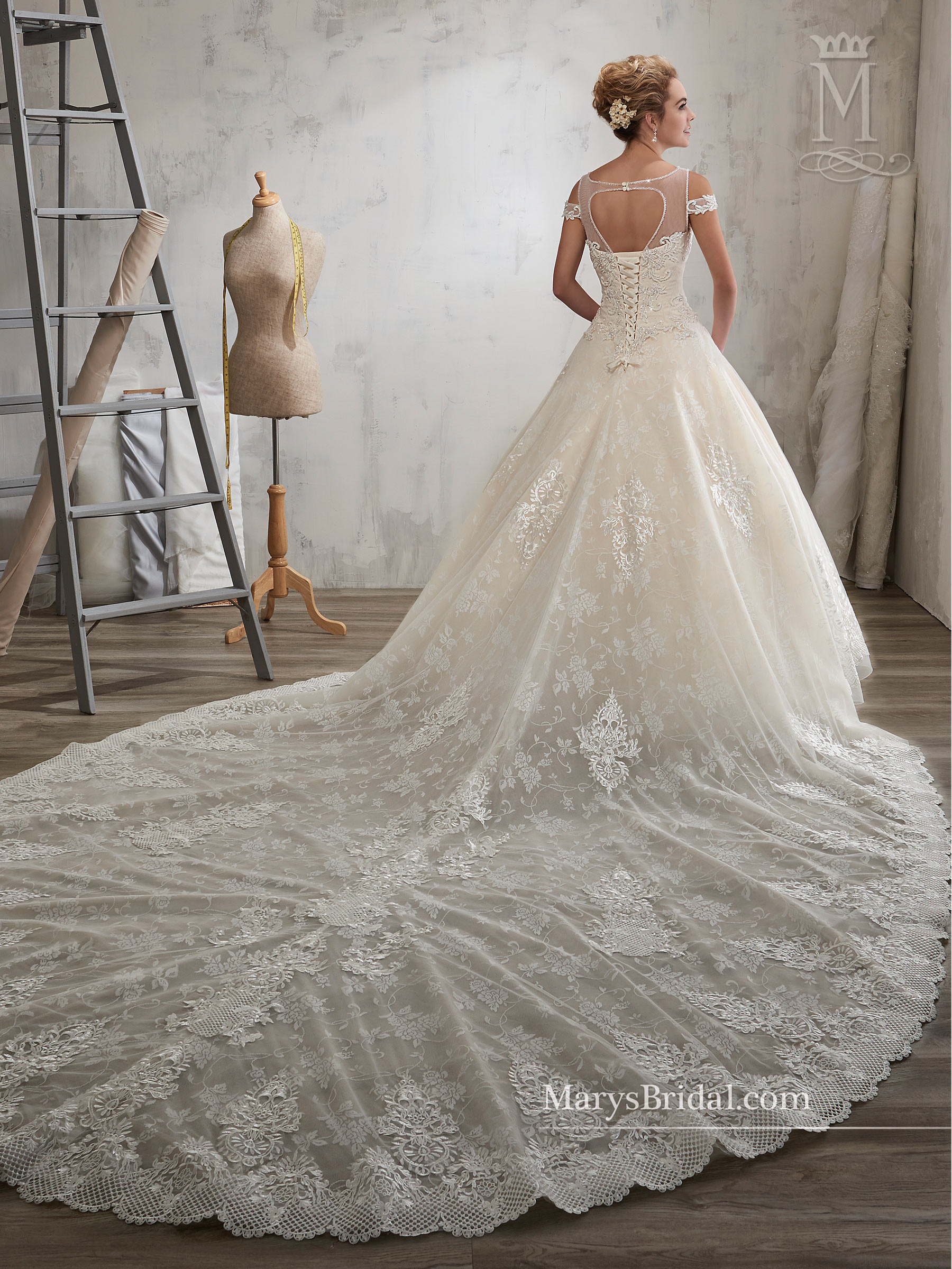 Couture Damour Bridal Dresses | Couture d'Amour | Style - 6597