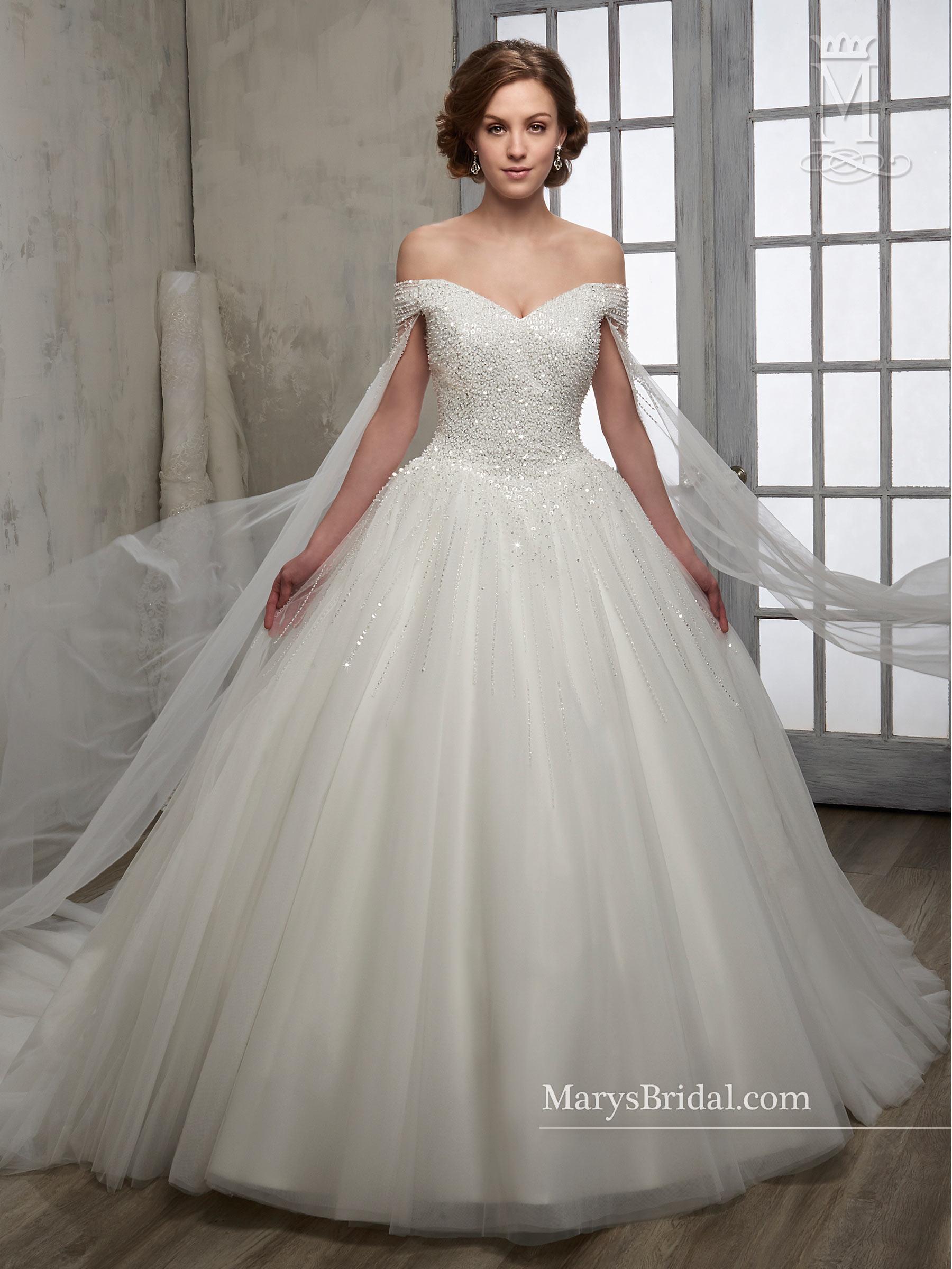 Bridal Wedding Dresses | Mary's | Style - 6599