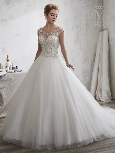 Color Bridal Wedding Dresses - Style - 6602