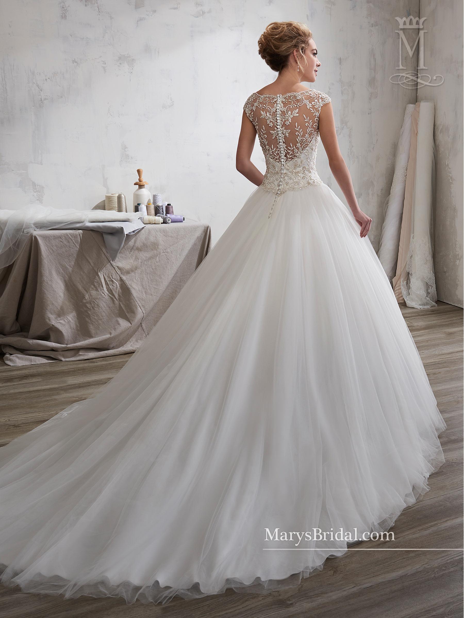 Bridal Wedding Dresses | Mary's | Style - 6602