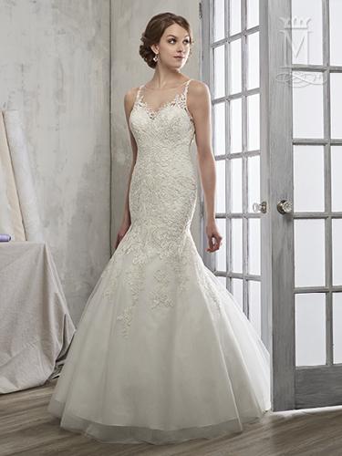 Color Bridal Wedding Dresses - Style - 6603