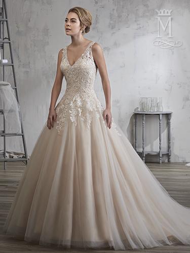 Color Bridal Wedding Dresses - Style - 6604